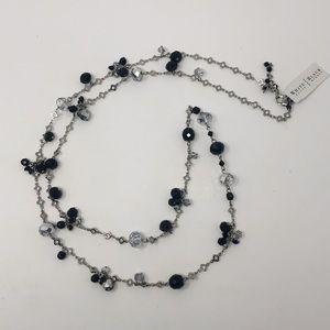 [White house black market] NWT long necklace